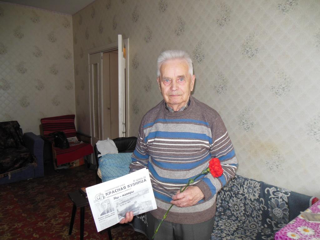 Николай Афанасьевич Аншуков