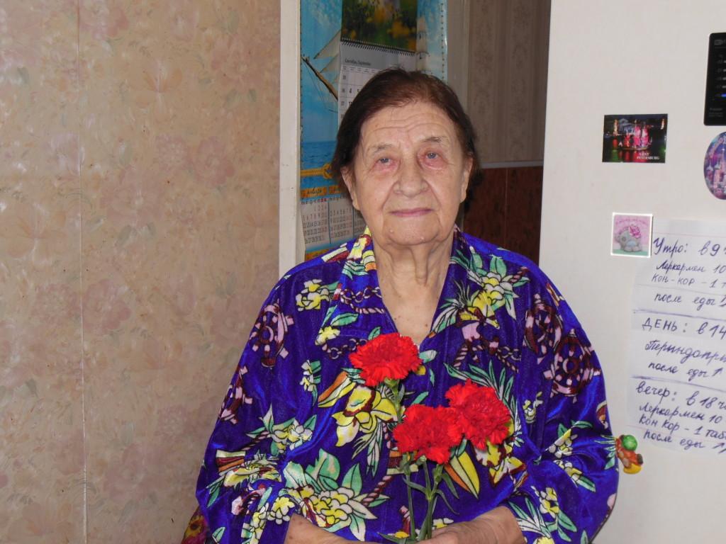 Антонина Федоровна Побережец