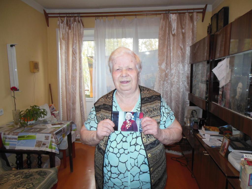 Луиза Антоновна Шумилова