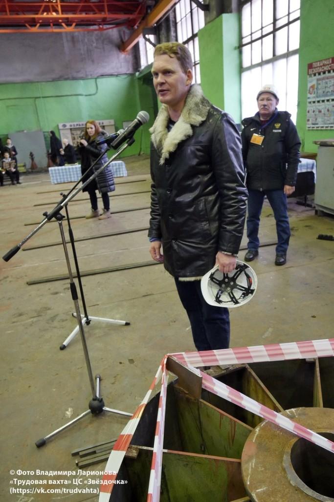 Министр образования и науки Архангельской области С.А. Котлов