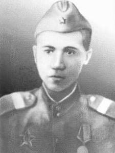 Герой Советского Союза Г.И. Катарин