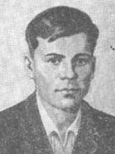 Герой Советского Союза С.Н. Орешков